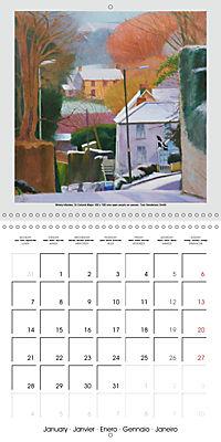 Tom's Cornwall (Wall Calendar 2019 300 × 300 mm Square) - Produktdetailbild 1