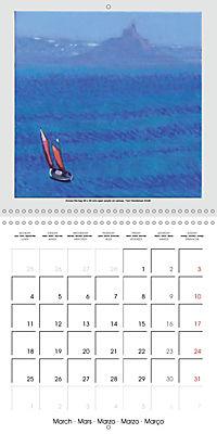 Tom's Cornwall (Wall Calendar 2019 300 × 300 mm Square) - Produktdetailbild 3