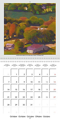 Tom's Cornwall (Wall Calendar 2019 300 × 300 mm Square) - Produktdetailbild 10