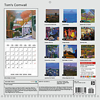Tom's Cornwall (Wall Calendar 2019 300 × 300 mm Square) - Produktdetailbild 13