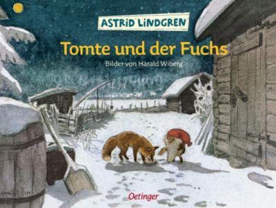 Tomte und der Fuchs -  pdf epub