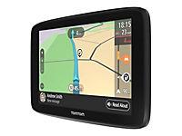 TOMTOM GO BASIC EU 6 Zoll 15,24cm 48 Länder Wi-Fi Bluetooth Lebenslang Karten-Update Echtzeit TT Traffic via Smartphone - Produktdetailbild 3