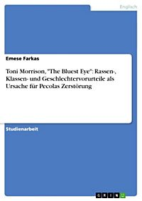the bluest eye summary pdf