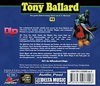 Tony Ballard - Als der Silberdämon starb, 1 Audio-CD - Produktdetailbild 1