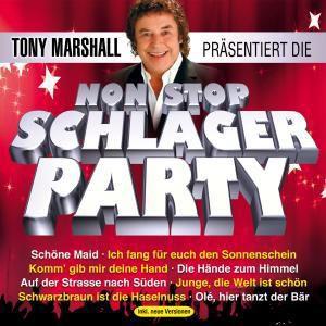 TONY MARSHALL, Tony Marshall
