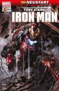 Tony Stark Iron Man - Neustart, Die Rückkehr einer Legende