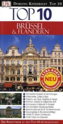 Top 10 Brüssel & Flandern, Antony Mason