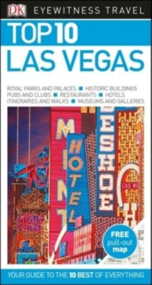 Top 10 Las Vegas, DK Travel