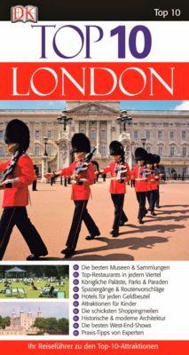 Top 10 London, m. 1 Karte, Roger Williams