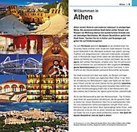 Top 10 Reiseführer Athen, m. 1 Karte - Produktdetailbild 1