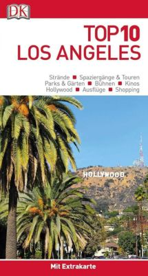 Top 10 Reiseführer Los Angeles, m. 1 Karte, Catherine Gerber