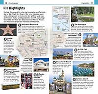 Top 10 Reiseführer Los Angeles, m. 1 Karte - Produktdetailbild 2