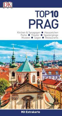 Top 10 Reiseführer Prag, m. 1 Karte