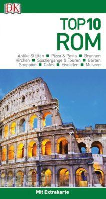 Top 10 Reiseführer Rom, m. 1 Karte
