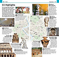 Top 10 Reiseführer Rom, m. 1 Karte - Produktdetailbild 2