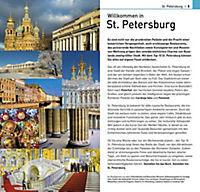 Top 10 Reiseführer St. Petersburg, m. 1 Karte - Produktdetailbild 1