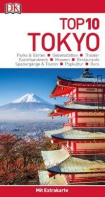 Top 10 Reiseführer Tokyo, m. 1 Karte -  pdf epub