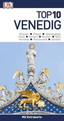 Top 10 Reiseführer Venedig, m. 1 Karte