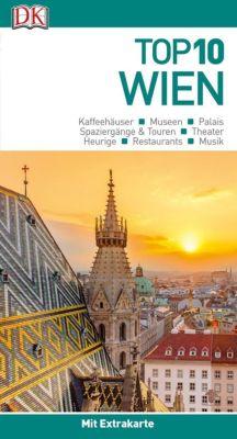 Top 10 Reiseführer Wien, m. 1 Karte