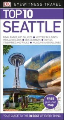 Top 10 Seattle, DK Travel