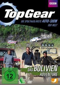 Top Gear - Das Bolivien Adventure, Bbc