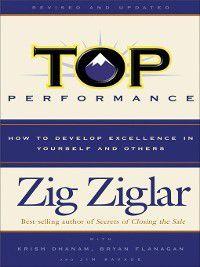 Top Performance, Zig Ziglar