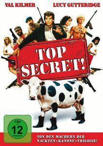 Top Secret!, Jim Abrahams, David Zucker, Jerry Zucker, Martyn Burke