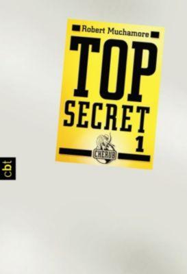 Top Secret Band 1: Der Agent, Robert Muchamore