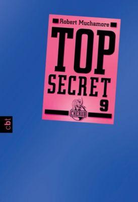 Top Secret Band 9: Der Anschlag, Robert Muchamore