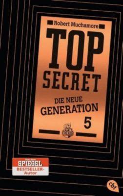 Top Secret - Die neue Generation - Die Entführung, Robert Muchamore