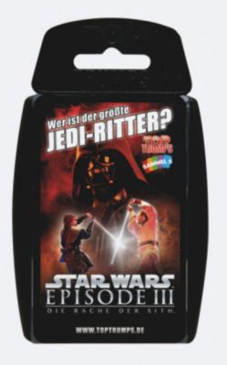 Top Trumps (Quartettspiel), Star Wars Episode III