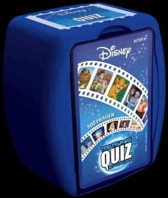 Top Trumps Quiz, Disney Classic (Spiel)