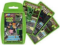 Top Trumps, The Independent & Unofficial Guide to Minecraft (Spiel) - Produktdetailbild 1