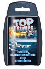 Top Trumps, U-Boote, Flugzeugträger und Zerstörer (Spiel)