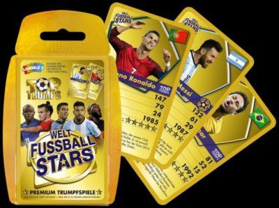 Spiele Top Trumps Weltfussball Stars Fussball Spiel