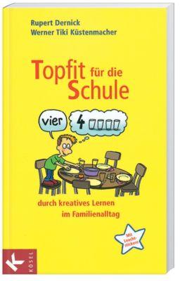 Topfit für die Schule, Rupert Dernick, Werner 'Tiki' Küstenmacher