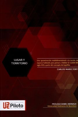 Topografía: Lugar y territorio, Carlos Mario Yory
