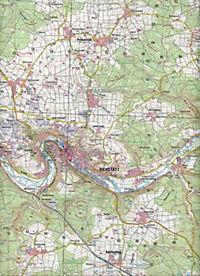 Topographische Karte Bayern Eichstätt - Produktdetailbild 2