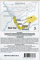 Topographische Karte Rheinland-Pfalz RheinWandern Süd - Produktdetailbild 1