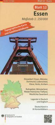 Topographische Karte und Satellitenbildkarte Essen - BKG - Bundesamt für Kartographie und Geodäsie pdf epub