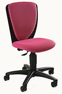 """Topstar Drehstuhl """"High S'cool"""" (Farbe: pink) - Produktdetailbild 1"""