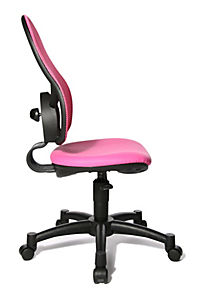 """Topstar Drehstuhl """"Open Art Junior"""" (Farbe: pink) - Produktdetailbild 2"""