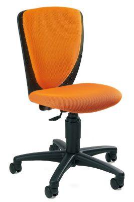 Topstar Highs'cool, Drehstuhl (Farbe: orange)