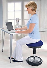 """Topstar Sitzhocker """"Sitness 20"""" (Farbe: blau) - Produktdetailbild 1"""