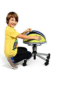 "Topstar Sitzhocker ""Sitness Junior Half Ball"" (Farbe: blau) - Produktdetailbild 3"