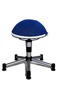 "Topstar Sitzhocker ""Sitness Junior Half Ball"" (Farbe: blau) - Produktdetailbild 1"