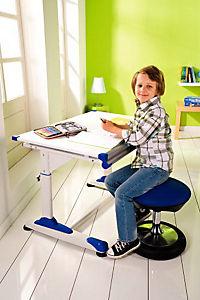 "Topstar Sitzhocker ""Sitness Kid 20"" (Farbe: blau) - Produktdetailbild 1"