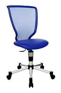 "Topstar ""Titan Junior"", Drehstuhl, (Farbe: blau) - Produktdetailbild 1"