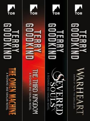 Tor Books: A Sword of Truth Set: Richard and Kahlan, Terry Goodkind