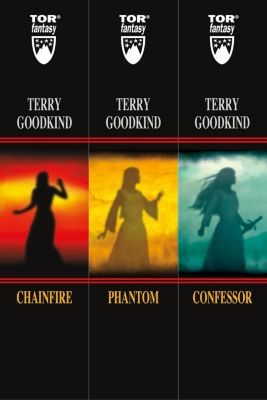 Tor Books: A Sword of Truth Set: The Chainfire Trilogy, Terry Goodkind